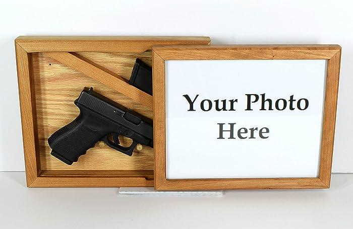 Amazon com: Concealment picture frame, hidden in plain sight