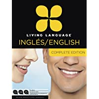 Living Language English for Spanish Speakers, Complete Edition (ESL/ELL): Beginner...