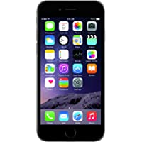 Apple iPhone 6 Celular 16 GB Color Gris Desbloqueado (Unlocked) Renewed (Renewed)
