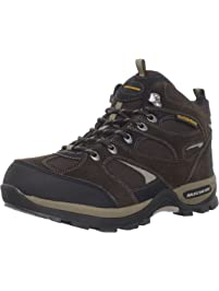 Skechers USA Men's Bomags Calder Lace-Up Boot