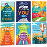 Sproutbrite Classroom Decorations - Motivational Posters - Educational and Inspirational Growth Mindset for Teacher and…