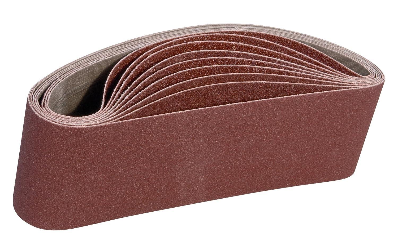 Triton 410462 Sanding Belt 100 x 560mm 5pk 120 Grit Multi-Colour