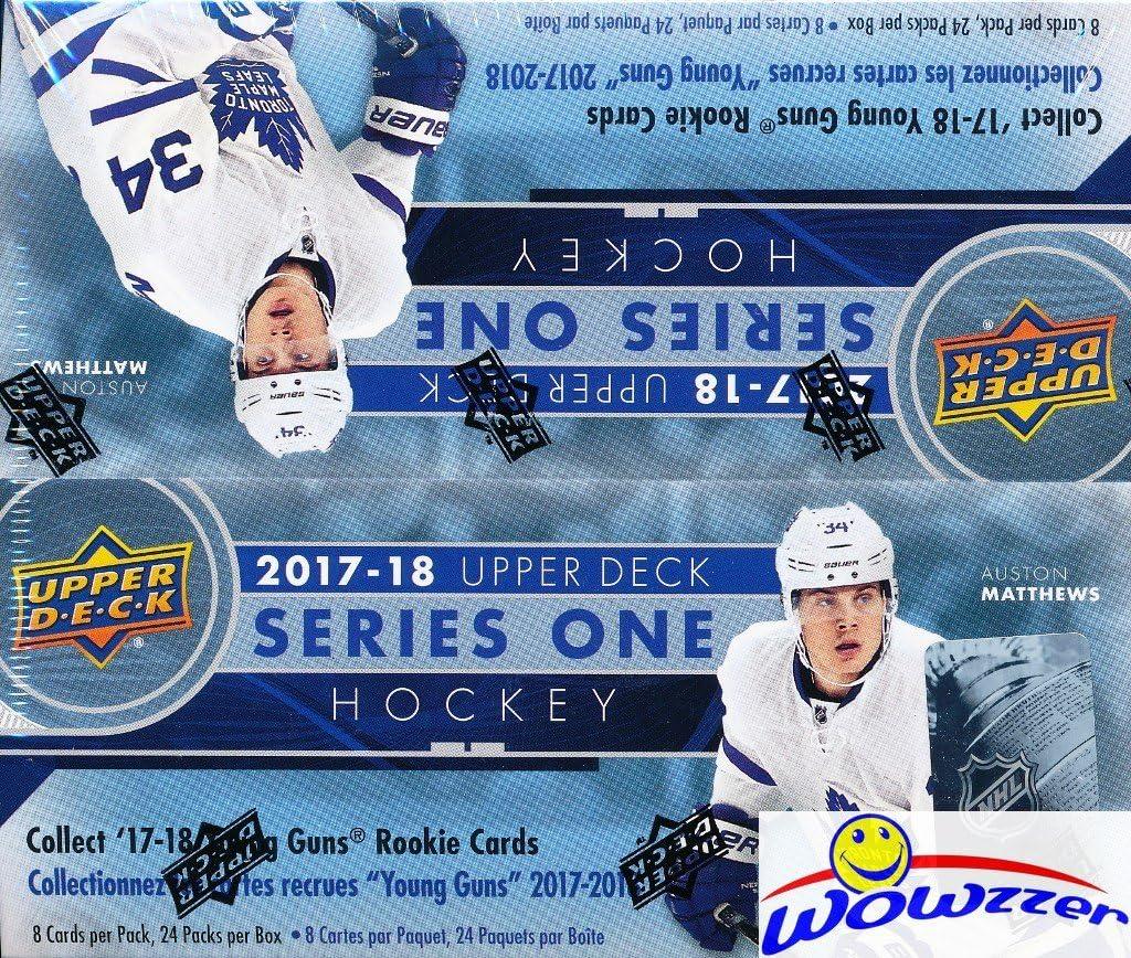 2015-16 Upper Deck Serie 1 Hockey Hobby Caja-posible Connor Mcdavid Young Gun