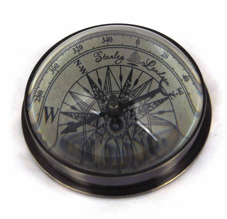 Marine Directional Directional Directional Compass Domed Paperweight B00GS1H5H6 | Produktqualität  fda8e8