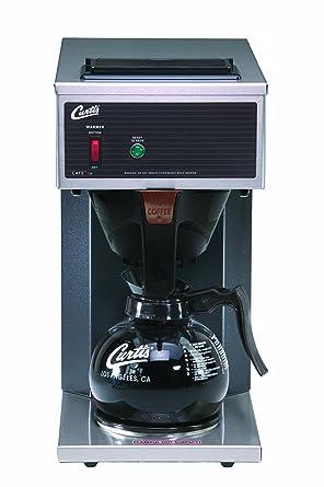 Amazon.com: Wilbur Curtis - Cafetera comercial de 64 Oz ...
