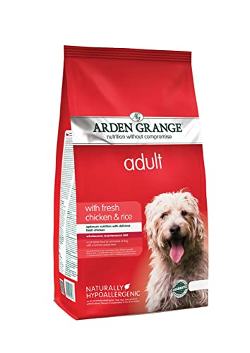 Arden Grange Dog Food Adult Chicken 2 Kg