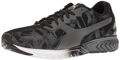 PUMA Women s Ignite Dual SWAN WN s Cross-Trainer Shoe Black White 77ae92dbc