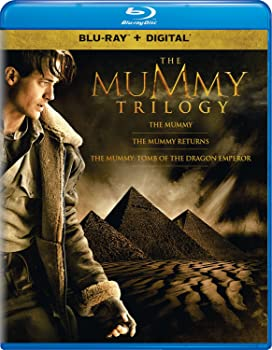 The Mummy Trilogy on Blu-ray