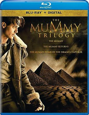 The Mummy Trilogy [Blu-ray]