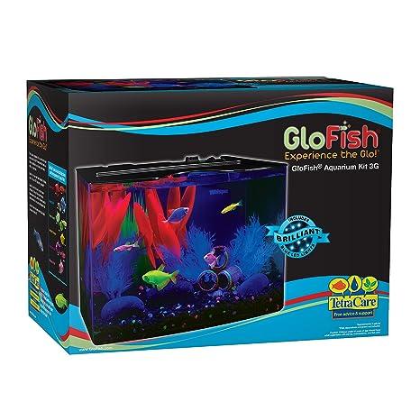 GloFish Tetra Acuario Kit