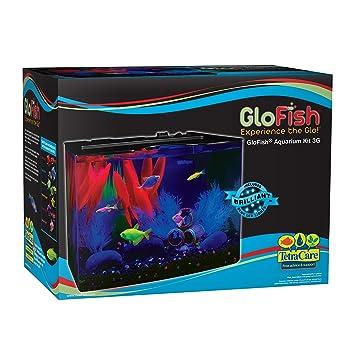 Tetra glofish Acuario Kit: Amazon.es: Productos para mascotas