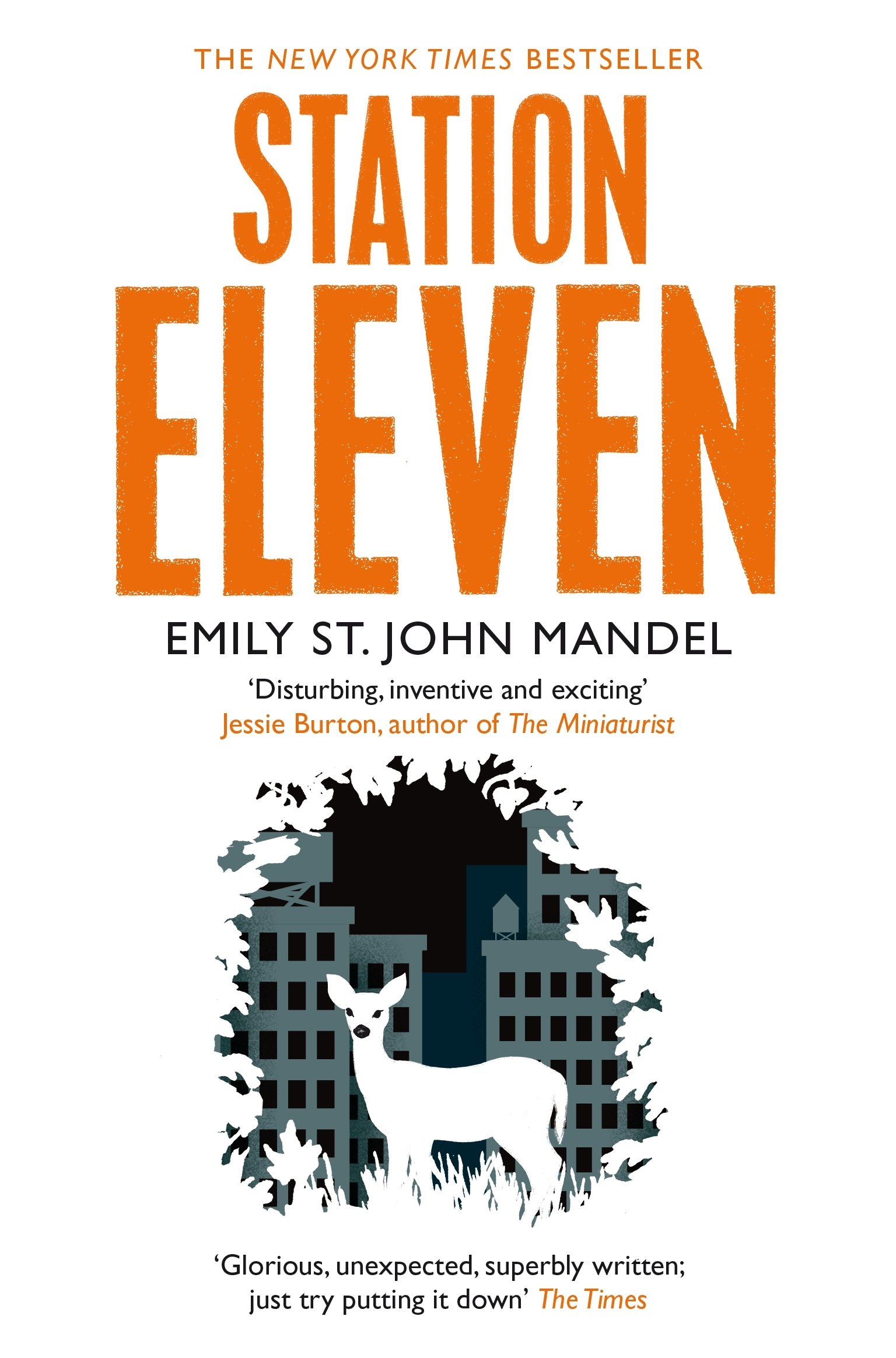Buy STATION ELEVEN by Emily St John Mandel
