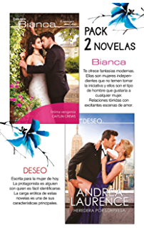 E-Pack Bianca y Deseo noviembre 2018 (Spanish Edition)