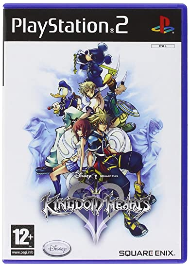 Image result for kingdom hearts 2