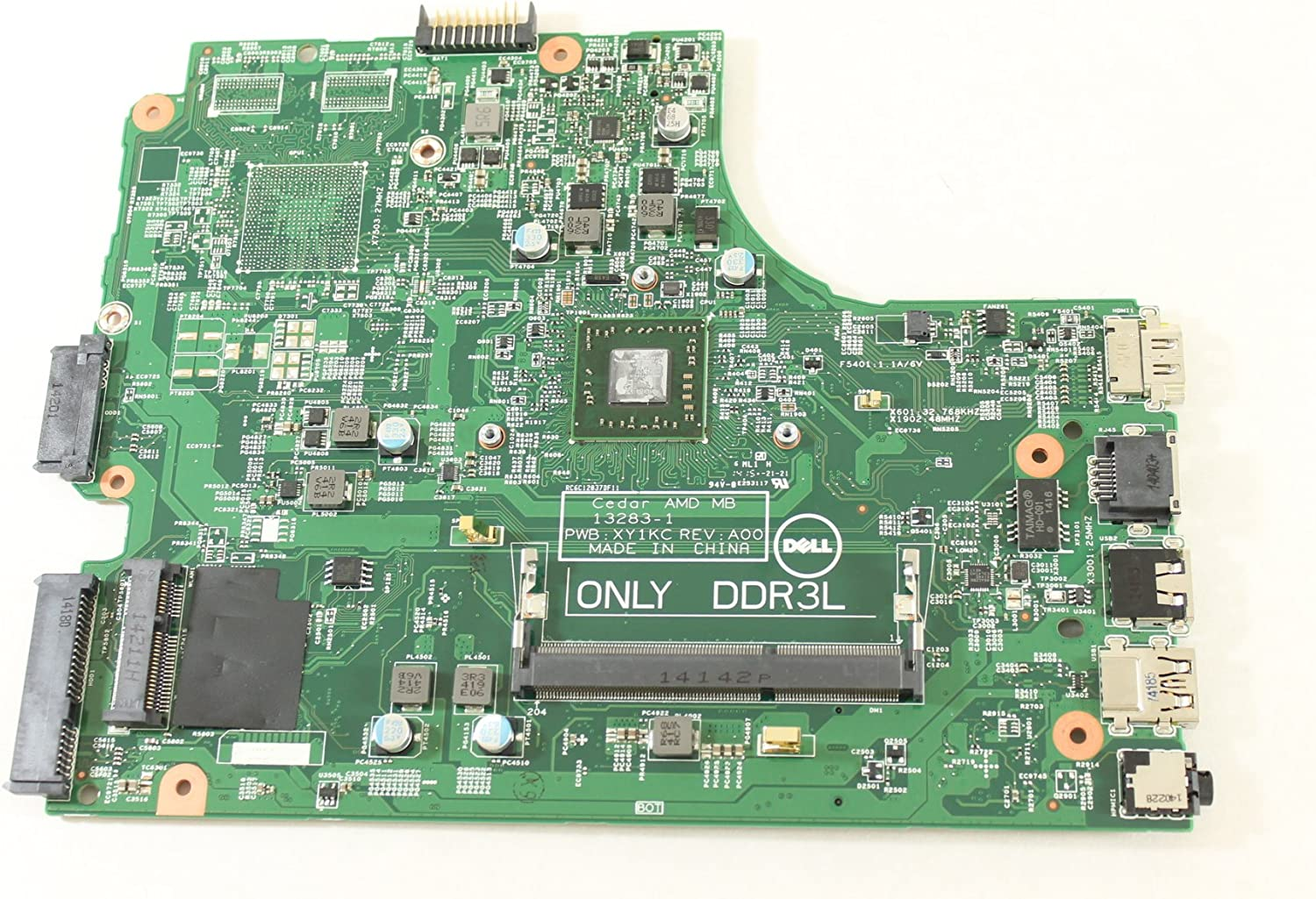 Dell Motherboard AMD A4-6210 1.8 GHz 3F7WK Inspiron 3541
