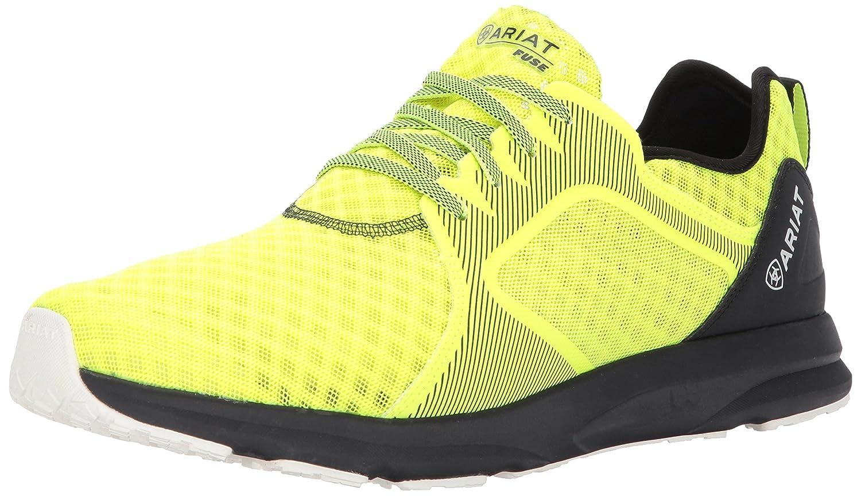 Ariat メンズ Neon Yellow Mesh 9 D(M) US 9 D(M) USNeon Yellow Mesh B01N5TMLJ7