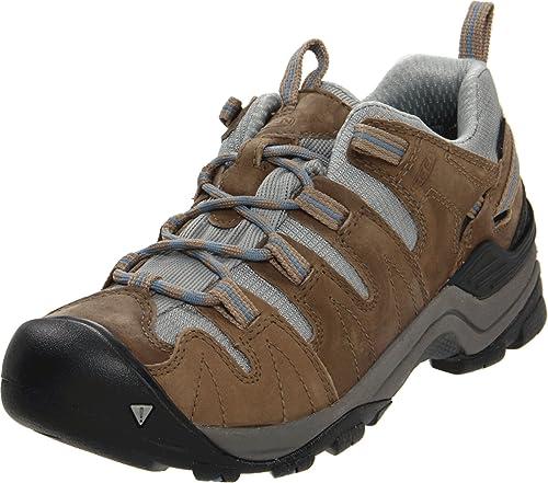 Keen - Zapatillas para Correr en montaña para Mujer, Color Marrón, Talla 36.5: Amazon.es: Zapatos y complementos