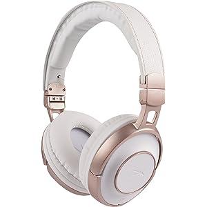 Altec Lansing NJHP-2-RG Nick Jonas Collaboration Bluetooth Touch Over-Ear Headphones