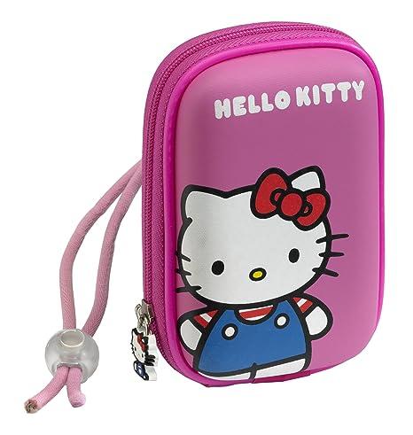 Amazon.com: Hello Kitty EVA – Funda para Cámara, Color Rosa ...