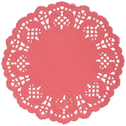Amazon Darice Red Paper Doilies 50 Piece Arts Crafts Sewing