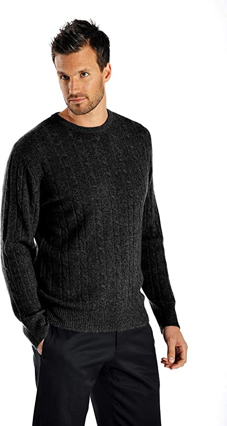 6 Colors, Sizes: S//M//L//XL Mens 100/% Pure Cashmere Cardigan Sweater Cashmere Boutique