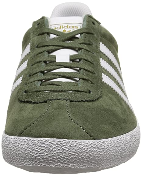 adidas gazelle verde militar