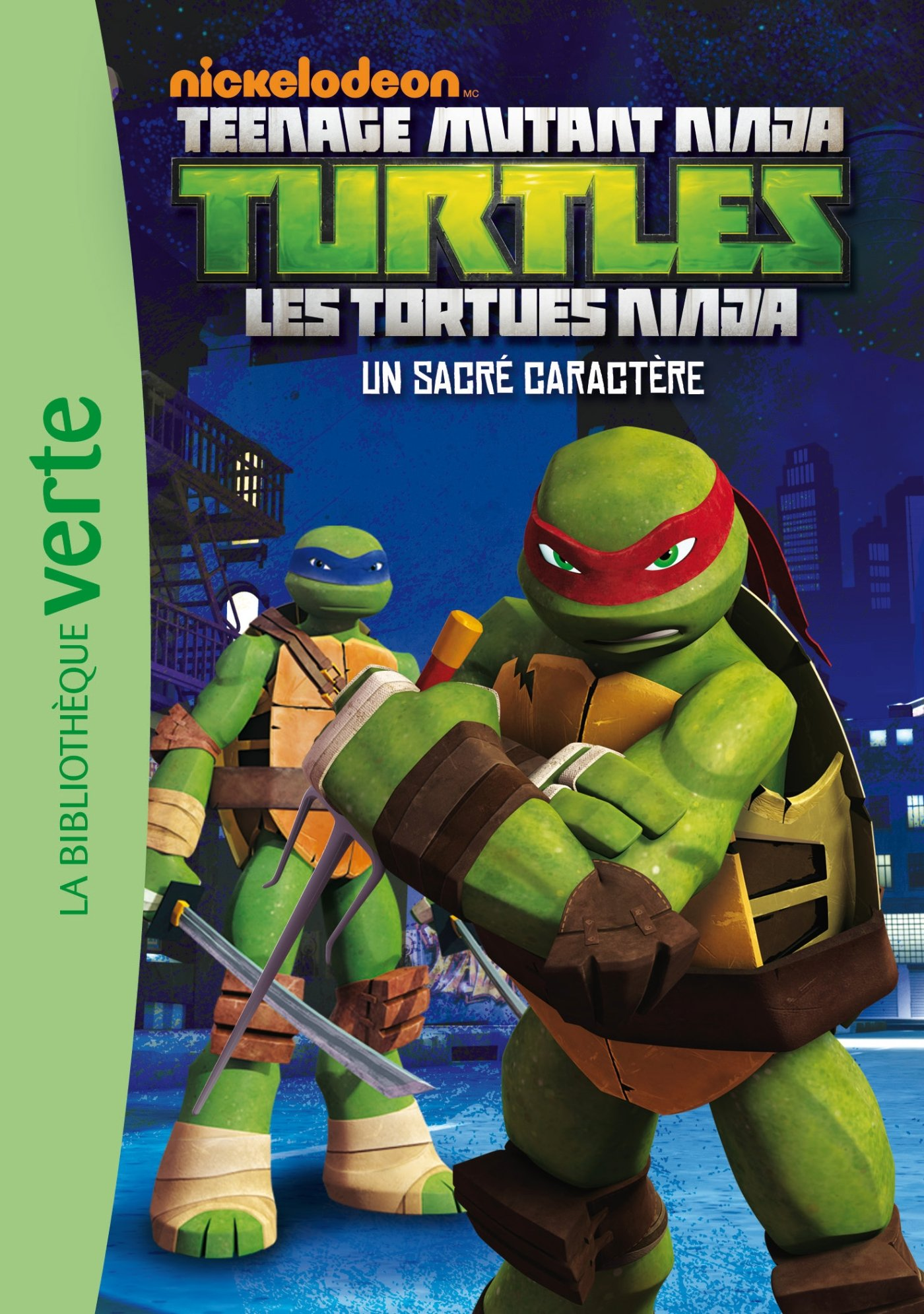 Nickelodeon Teenage Mutant Ninja Turtles, Tome 2 : Un sacré ...