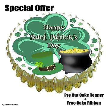 Happy Saint Patrick U0027s Day Kuchen Set S U0027a: 17,8