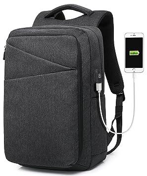 """Tocode Mochilas para Portátiles hasta 15.6"""" Pulgadas Backpack Impermeable para el Laptop Mochila de Negocio"""