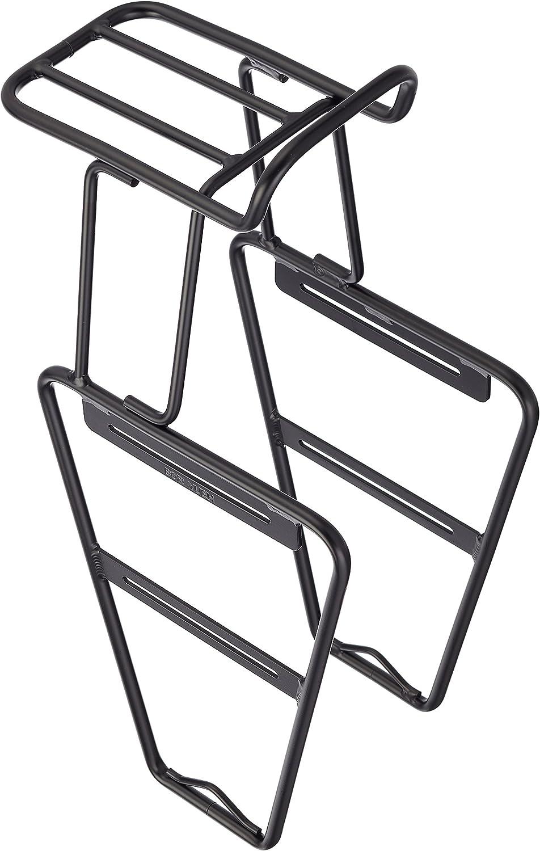 Point Gepäckträger Vorderrad Lowrider Aluminium Schwarz 05033800 Sport Freizeit