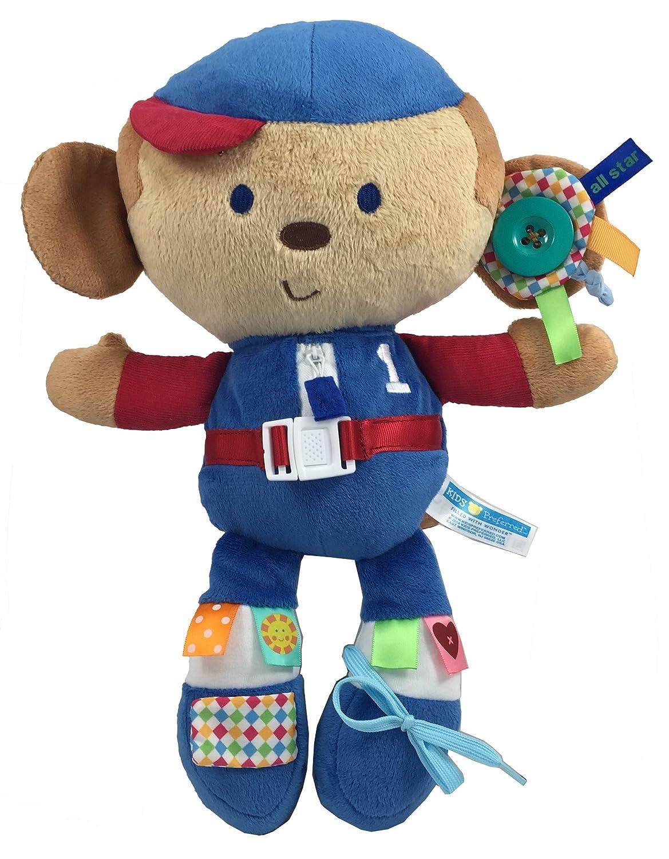 Label Monkey Loveys Learn to Dress Monkey Learn by Kids Preferred Preferred B00TF9HO42, ニホンマツシ:daf50579 --- infinnate.ro