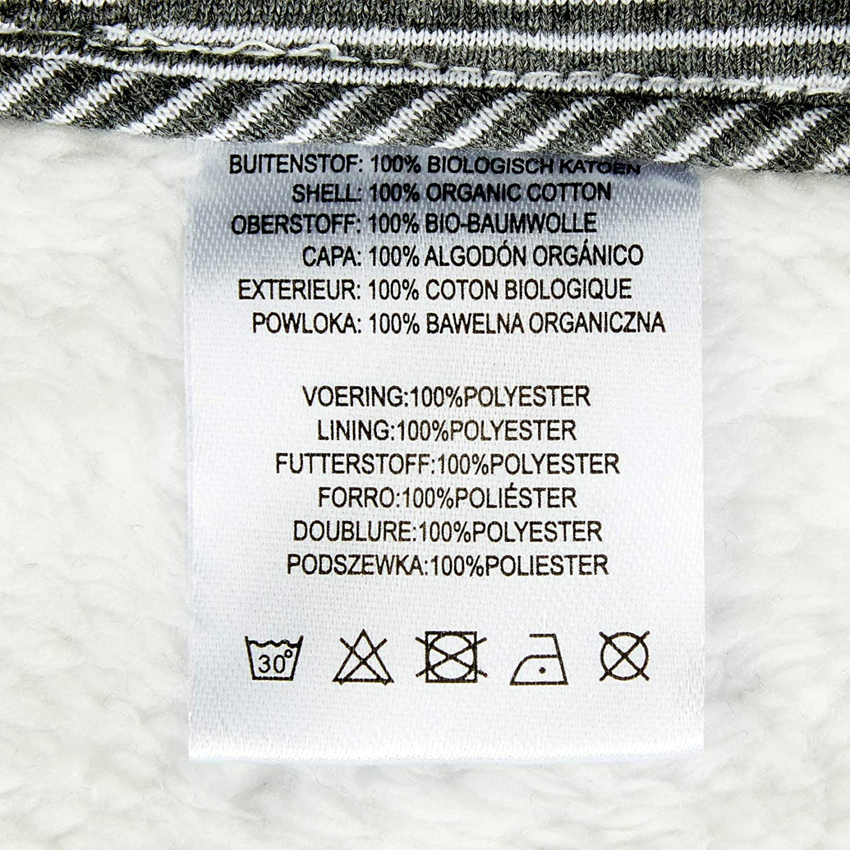 120X120 Centimeters Mixte b/éb/é Dark Grey M/élange C238 Noppies U Bed Blanket Sweat NOTO 120x120 Cm Duvet Portable