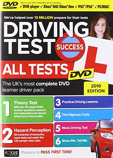 20 pack Driving Test Success All Tests 2019 Edition