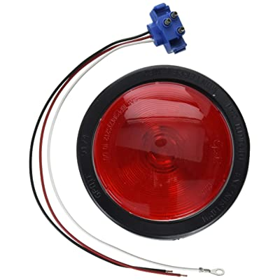 """Grote 53012 Red 4"""" Economy Stop Tail Turn Light: Automotive"""