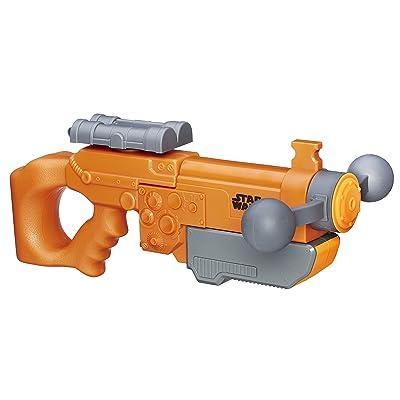 NERF Super Soaker B4446EU5 Star Wars Episode VII Chewbacca Bowcaster: Toys & Games