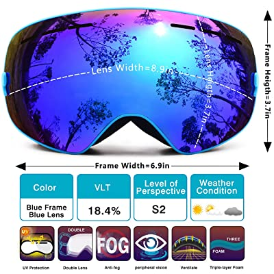 Hongdak Ski Goggles