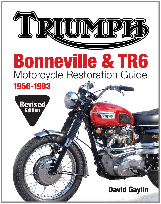 triumph motorcycle restoration unit 650cc amazon co uk timothy rh amazon co uk 2014 triumph bonneville owners manual 2013 triumph bonneville t100 service manual
