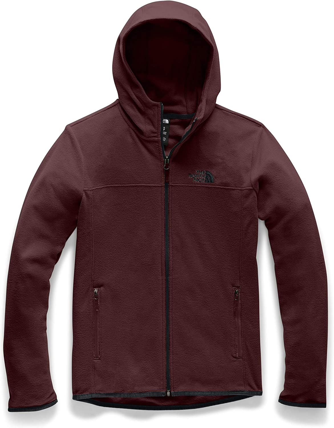 The North Face Womens TKA Glacier Full Zip Hoodie