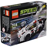 LEGO Speed Champions Audi R18 e-tron quattro 166pc(s) - building sets (Any gender, Multicolour)