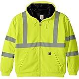 Carhartt Men's Big & Tall High Visibility Class 3 Thermal Sweatshirt