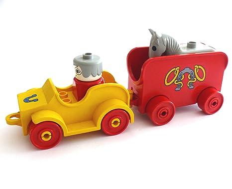 AF de 572 Lego® Duplo - Granja - Burro - Burro transporte ...