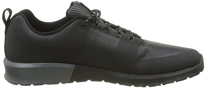 DC Shoes Lynx Lite R, Alpargatas para Hombre, Negro (Bb2), 44 EU