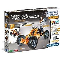 Clementoni-55159 - Mechanics - Buggy + Quad - juego de construcciones mecánica a partir de 8 años