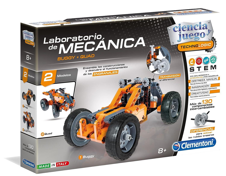 Ciencia y Juego Technologic Clementoni –  Labor fü r Mechanische Arbeitsmaschine Sin Talla 55192.7