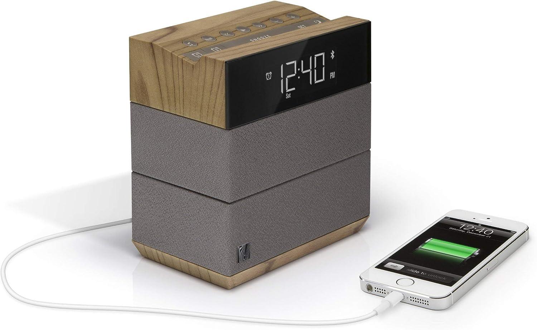 Soundfreaq Sfq 08 Sound Rise Radiowecker Und Bluetooth Speaker Audio Hifi