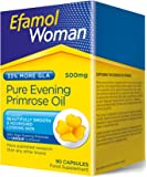 Huile d'onagre Efamol 500 mg, 90 Capsules