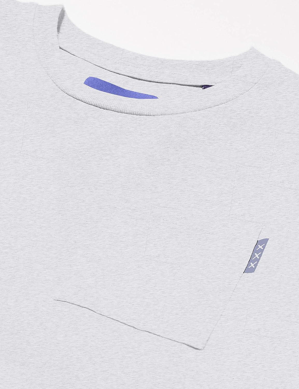 Scotch /& Soda Boys AMS Blauw Classic Pocket Tee T-Shirt