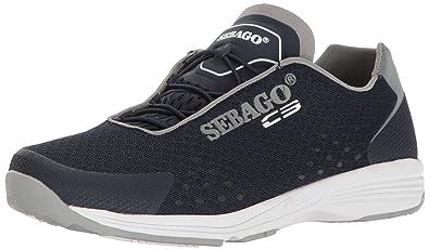 Cyphon Sea Sport, Black/Grey Textile B510294 Women, Größe 40 Sebago