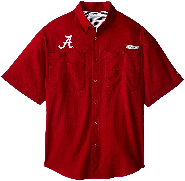 832e9d9c7af Amazon.com : NCAA Alabama Crimson Tide Collegiate Tamiami Shirt : Sports &  Outdoors