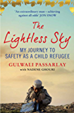 The Lightless Sky: An Afghan Refugee Boy's Journey of Escape to A New Life in Britain
